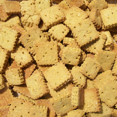 Cheddar Crackers with Parsley, Chamomile & Joint Support Bulk