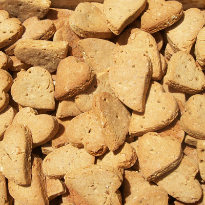 Peanut Butter & Honey Biscuits Bulk